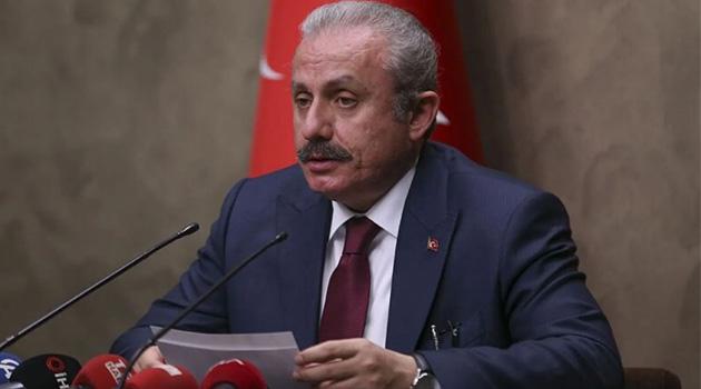 Meclis Başkanı Şentop'tan milletvekilliklerinin düşürülmesine dair açıklama: Genel kurul toplanmadan önce partililere bilgi verdim