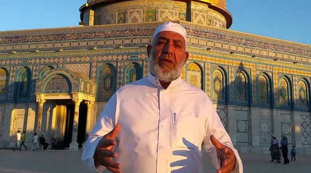 İşgal güçleri Şeyh Bukeyrat'ı Kudüs'teki evinde tutukladı