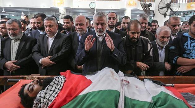 Siyonist İsrail 2019'da 149 Filistinliyi şehit etti