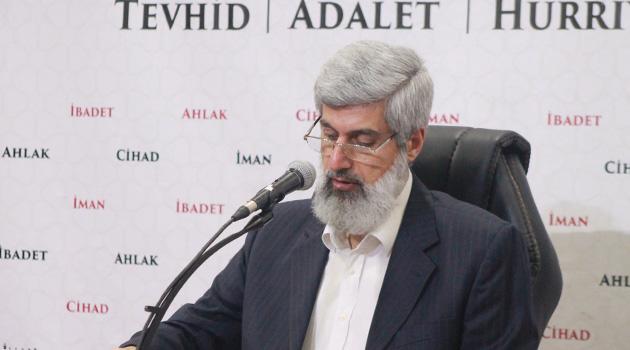 Alparslan Kuytul Hoca'dan 'Siyasal İslam' Yorumu