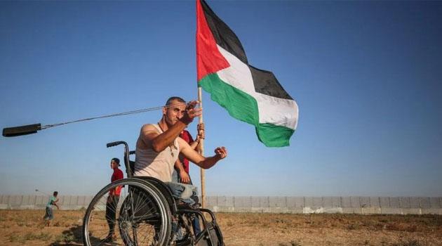 Siyonistler 93 Bin Filistinliyi Sakat Bıraktı