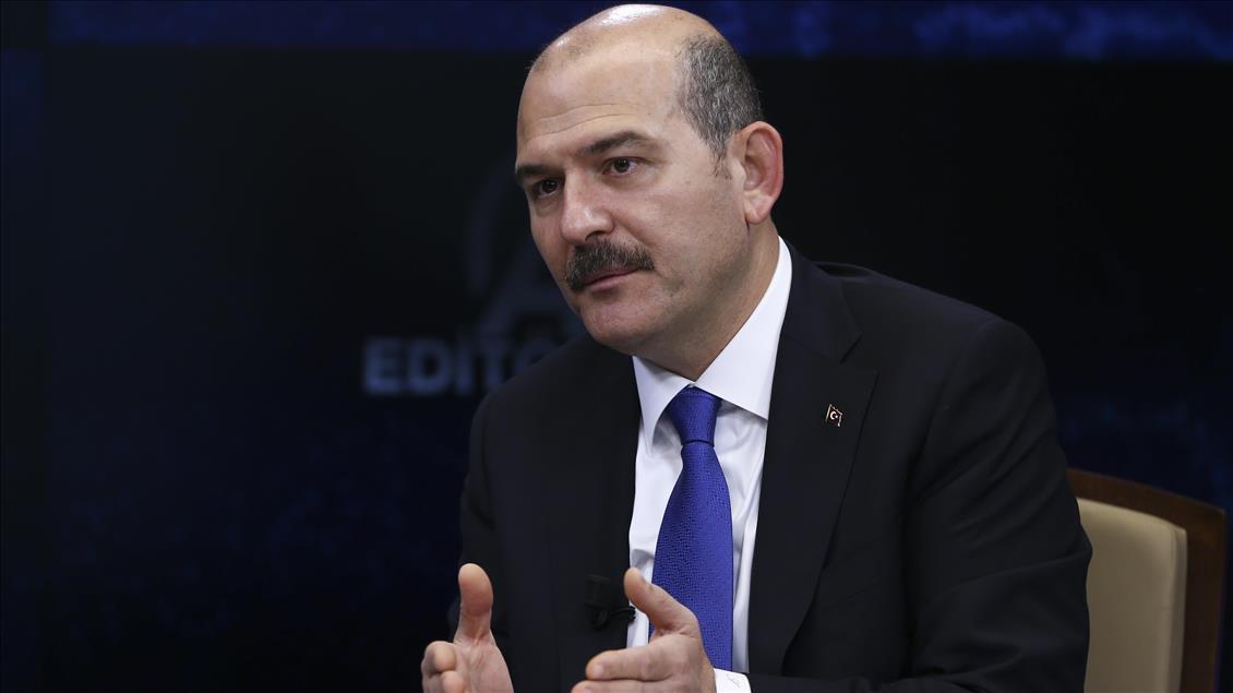 Süleyman Soylu: Çevre, Doğa, Hayvan Koruma Şube Müdürlüğü kuruldu