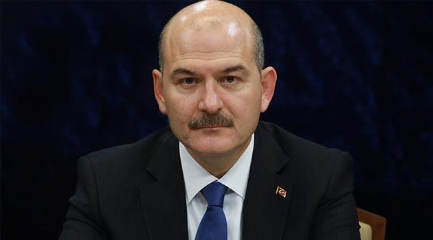 Soylu: Yarın tüm Türkiye'de salgınla ilgili yoğun denetimin ikincisini gerçekleştireceğiz