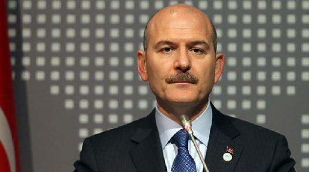 İçişleri Bakanı Süleyman Soylu: 180 yerleşim yerinde 122 bin 500 kişi karantinada