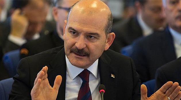 İçişleri Bakanı Soylu: Otobüslerde sıkı yönetim ilan ediyoruz