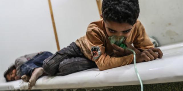 Suriye'de 8 Yılda 255 Kimyasal Saldırı Gerçekleşti
