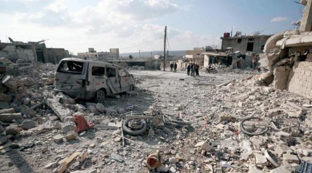 Suriye'de bir yılda 3 binden fazla sivil öldürüldü