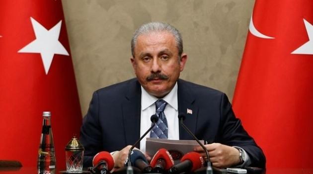 AK Parti'nin Meclis Başkanı adayı Mustafa Şentop oldu