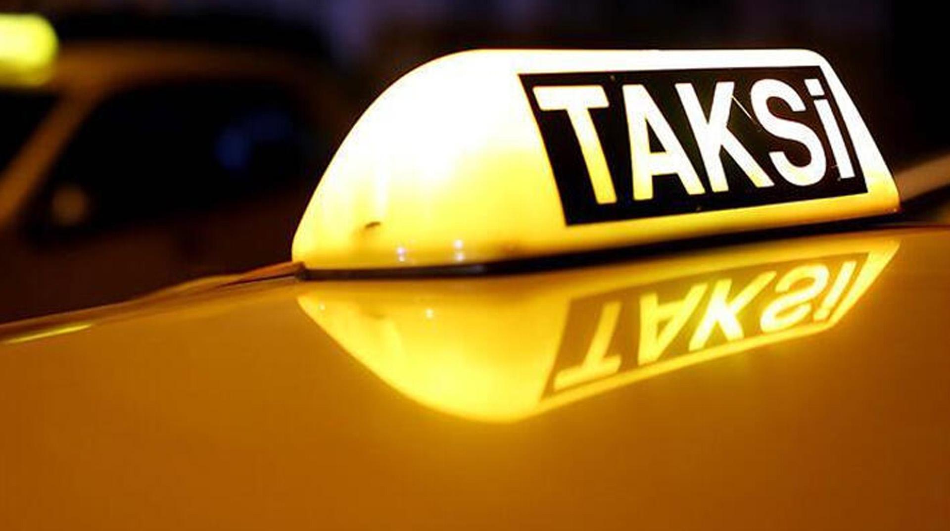 İstanbul'da taksilere yüzde 25 zam yapıldı