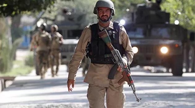 Afganistan'da çatışma: 5 güvenlik görevlisi öldü