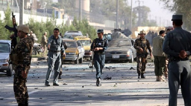 Afganistan'da Taliban korucu karakoluna saldırdı: 8 ölü