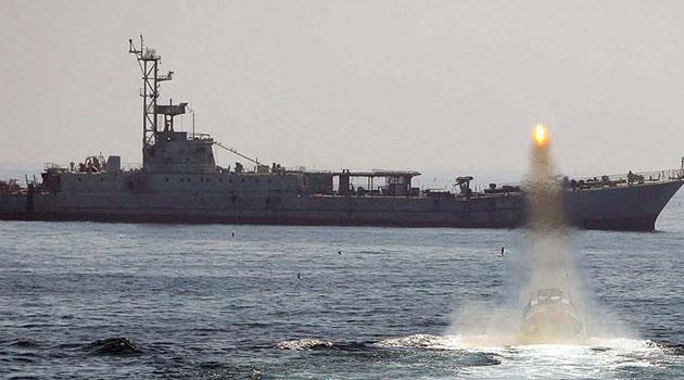 İran, Rusya ve Çin ile üçlü askeri tatbikat düzenleyecek