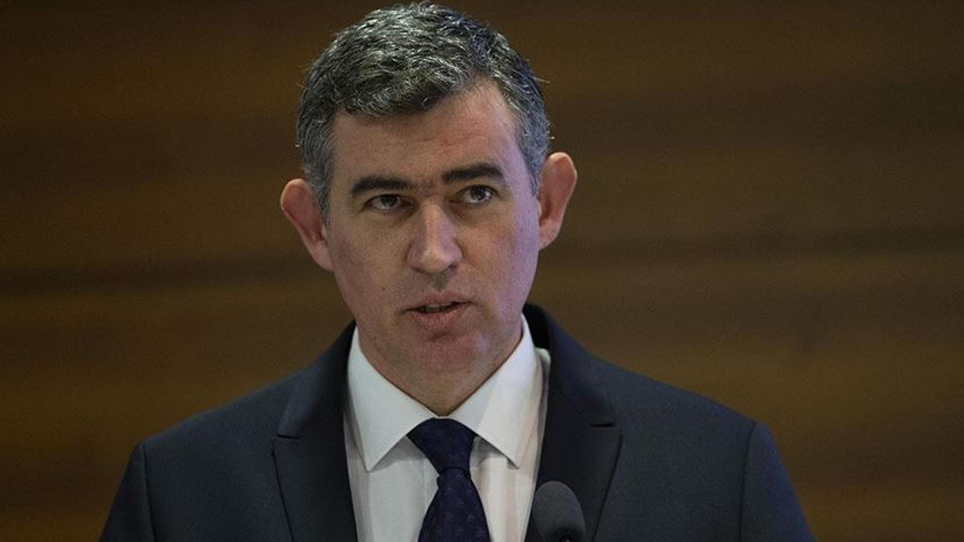 TBB Başkanı Feyzioğlu: Sorunların çözümü hukukun üstünlüğünü sağlamaktan geçer