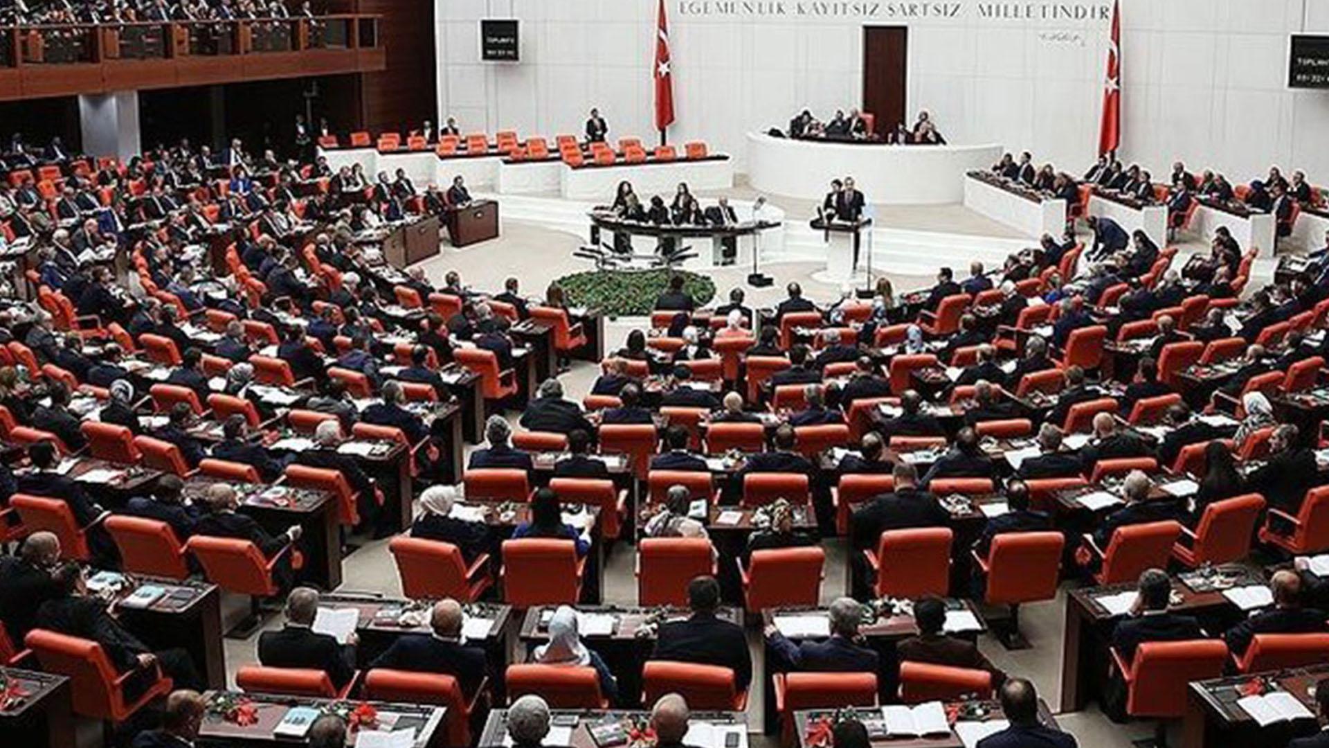 TBMM Genel Kurulunda, Yargı reformu paketinin ilk 10 maddesi kabul edildi