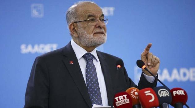 Temel Karamollaoğlu'ndan Alparslan Kuytul açıklaması