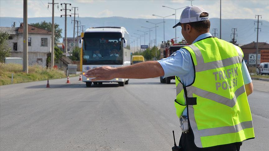 2020 trafik cezaları listesi