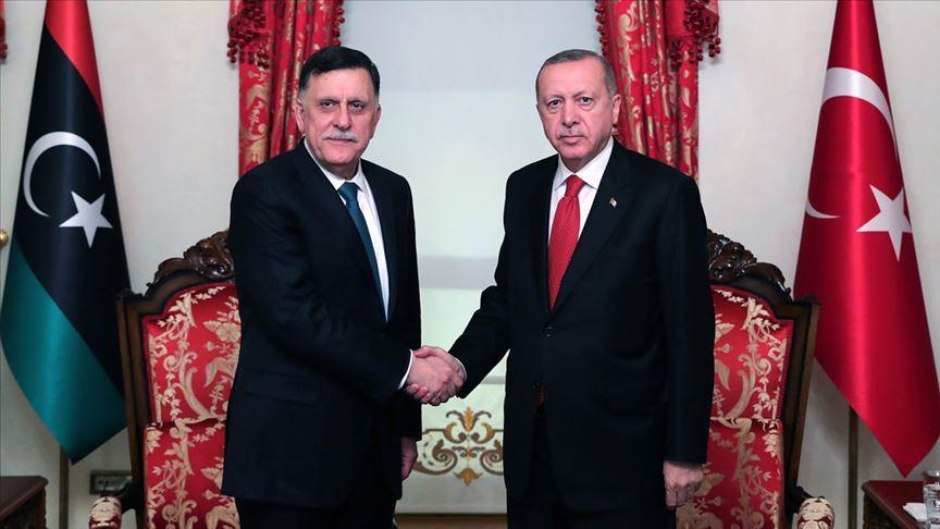 Libya hükümeti, Türkiye ile imzalanan anlaşmaların yürürlüğe girdiğini açıkladı