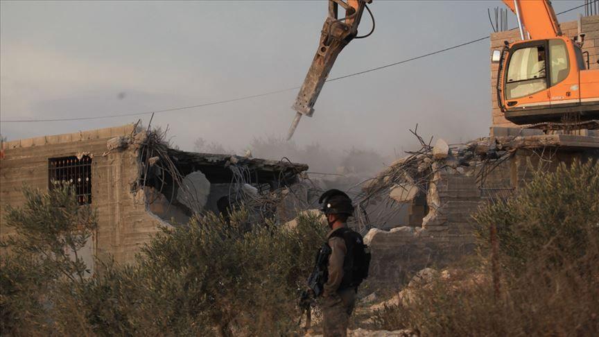 İşgalci İsrail güçleri El-Arakib köyünü 167'nci kez yıktı