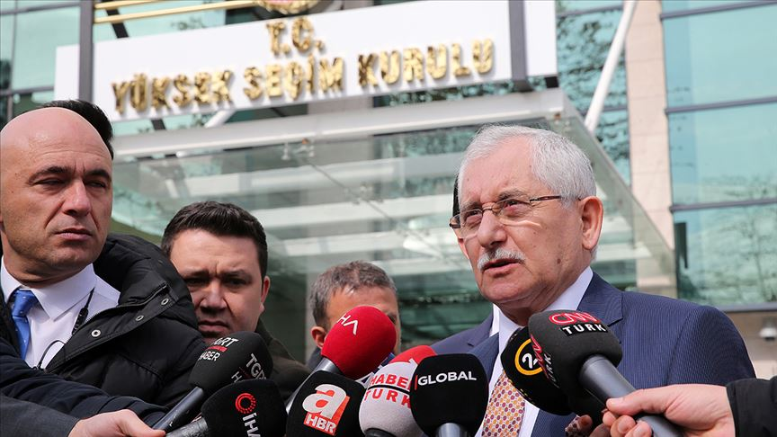 YSK Başkanı Güven'den açıklama: Oy zarfı kaldırılmalı