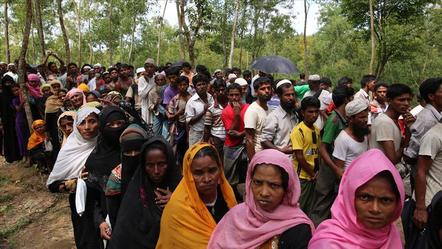 Bangladeş Arakanlı Mülteciler Üzerindeki Baskıyı Artırıyor