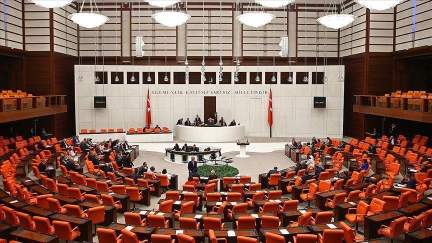 Yargı reformunun ilk paketi TBMM'de kabul edildi