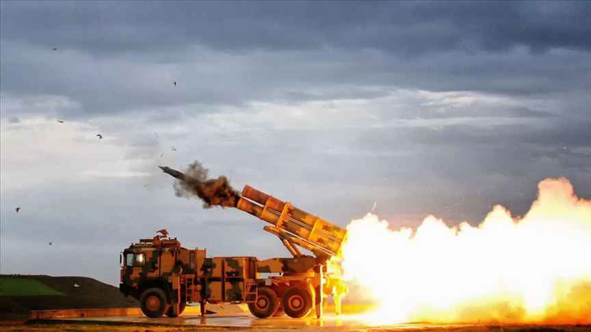 Milli Savunma Bakanlığı: 101 rejim unsuru etkisiz hale getirildi