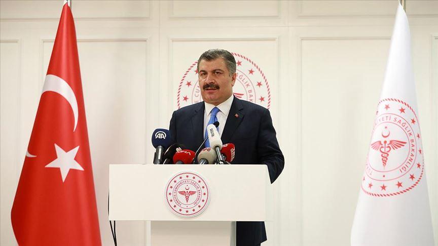 Türkiye'de koronavirüs sayısı 670'e ulaştı, can kaybı 9'a yükseldi!