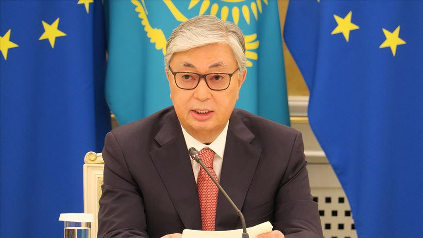 Kazakistan: Kırım'da olanları 'ilhak' olarak görmüyoruz, Rusya liderliğinin aklına ve ahlakına başından beri inandık
