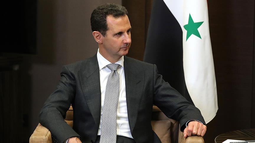 Esed rejiminden sert açıklamalar