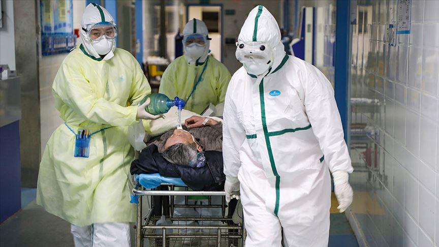 Dünya genelinde koronavirüs vakası 200 bini geçti