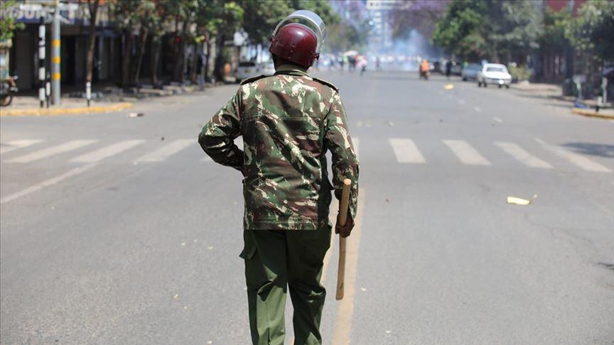 Kenya'da sokağa çıkma yasağına uymayan 15 sivil öldürüldü