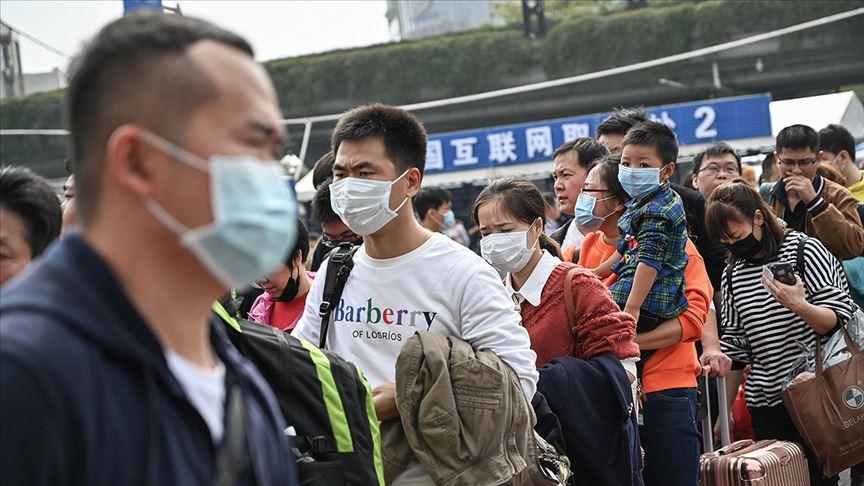Çin'de yeni koronavirüs salgınından etkilenen kişi sayısı 639'a yükseldi