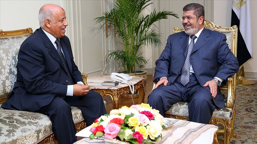 Mursi döneminin Adalet Bakanı Ahmed Süleyman hakkında karar