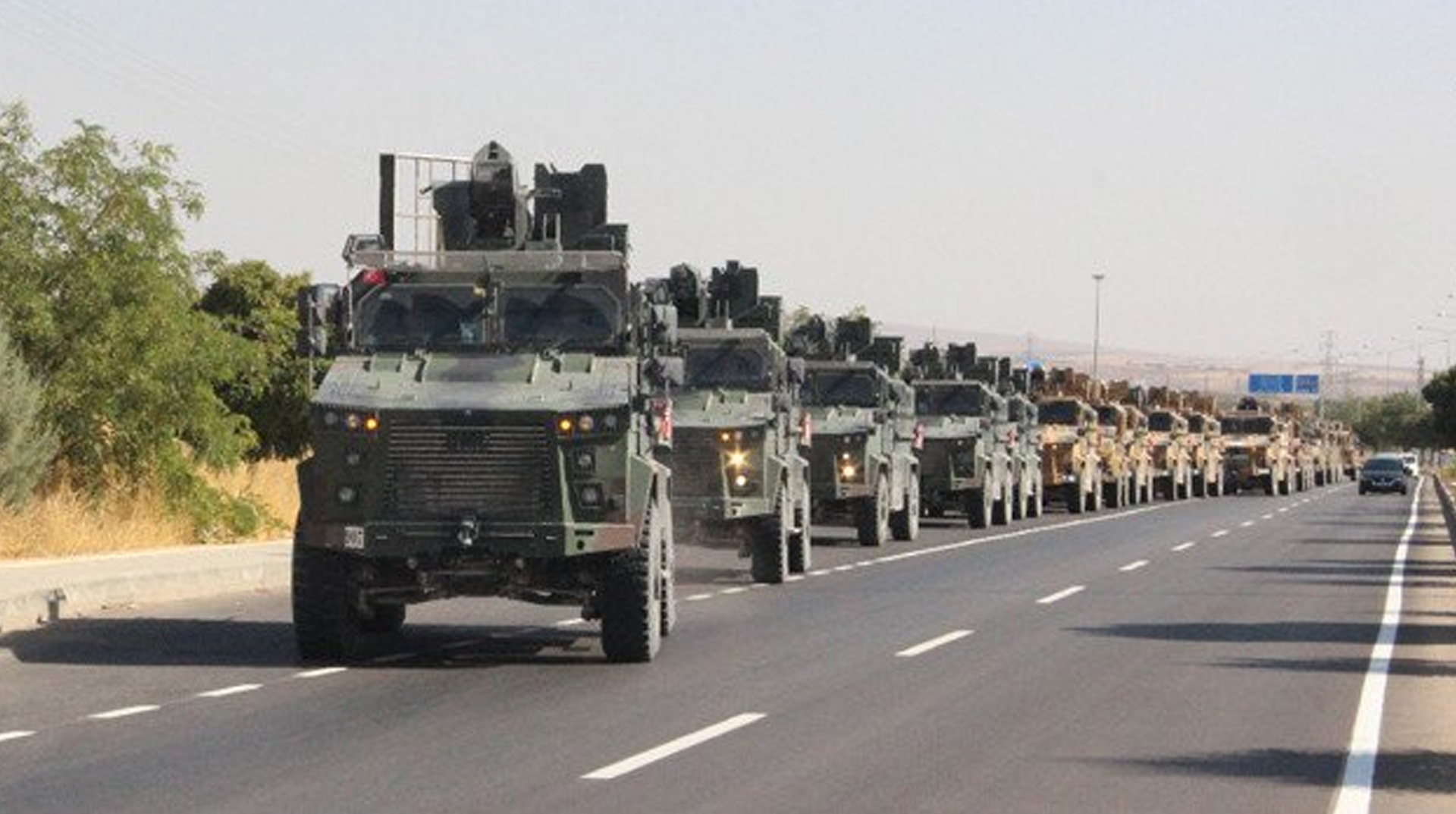 """Esad rejiminden Türkiye'ye """"Barış Pınarı Harekâtı"""" tehdidi"""