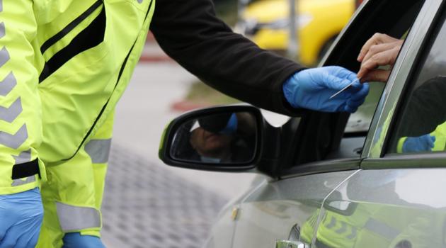 81 ilde trafik denetimi: 36 bin 889 sürücüye ceza
