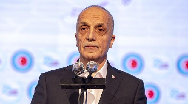 Türk-İş'ten koronavirüs çağrısı: Salgın boyunca işten çıkarmalar yasaklanmalı