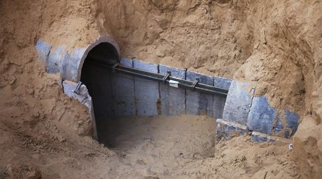 Mısır Cuntası, 2019'da Gazze'ye Giden 12 Tüneli Yıktı