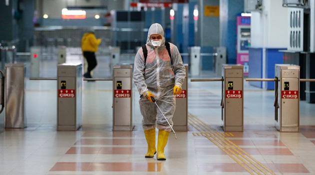 Türkiye'de koronavirüs nedeniyle 34.4 milyon kişi sokağa çıkamayacak