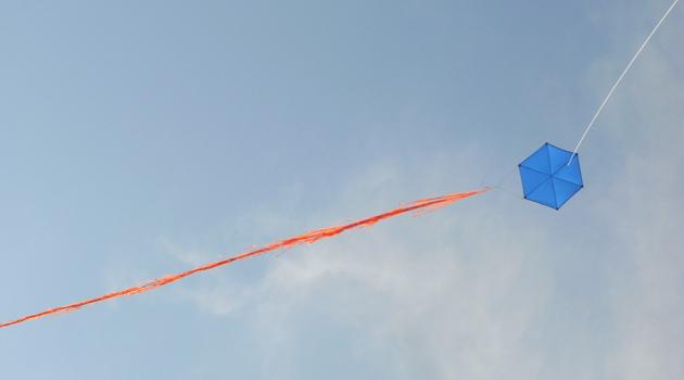Mersin'de uçurtma uçurmak yasaklandı