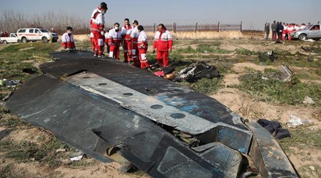 İran Ukrayna uçağının kara kutusunu başka ülkeye vermeyecek