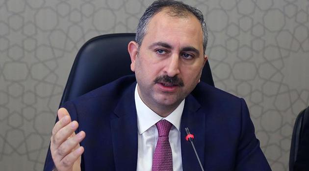 Adalet Bakanı Gül: Değil ByLock, dumanla bile haberleşseler mücadele kararlılıkla devam edecek