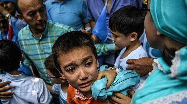 ABD'li komisyon, Çin'in Uygur Türklerine insanlık suçu işlediğine dair rapor hazırladı