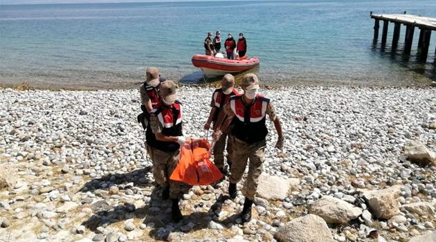 Van Gölü'nde çıkarılan ceset sayısı 26'ya yükseldi