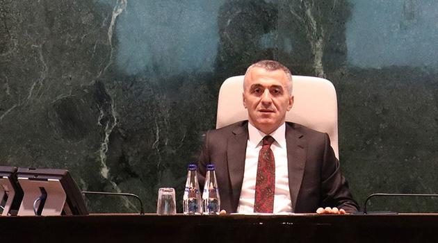 Kırklareli Valisi Osman Bilgin'in Koronavirüs testi pozitif çıktı