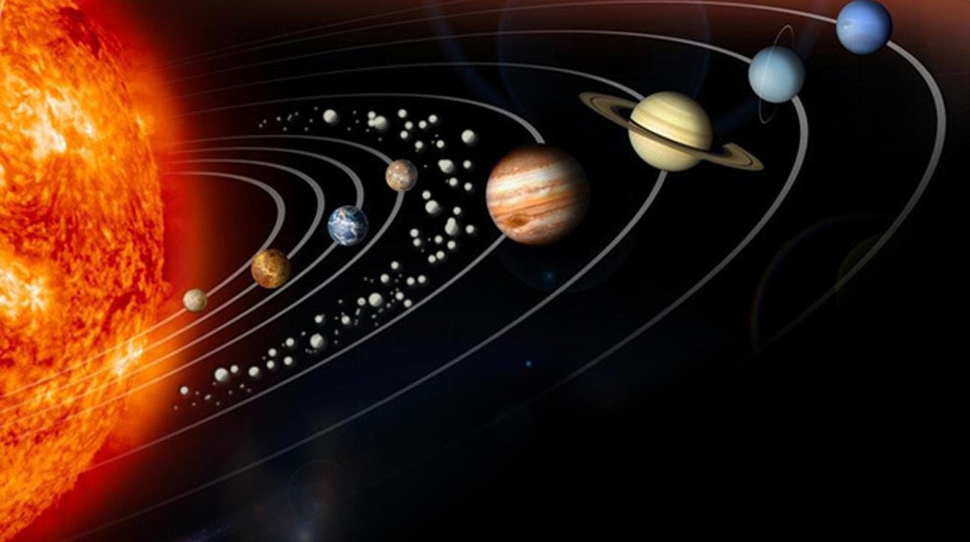 Kur'an'daki Bilimsel Ayetler- Evren