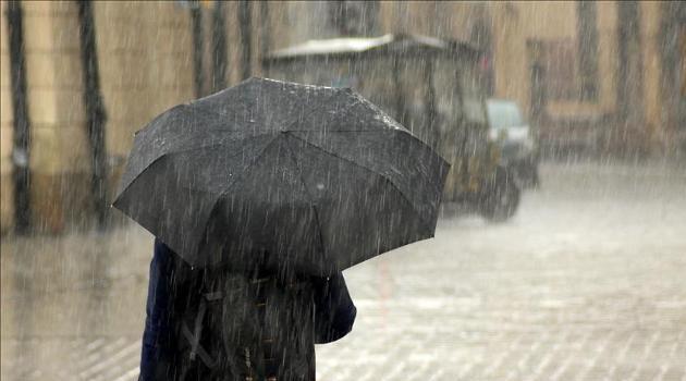 Meteoroloji yağmur ve kar yağışı uyarısı