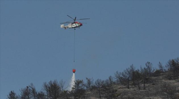 Pakdemirli: İzmir'deki yangını 22 saat sonra kontrol altına alabildik