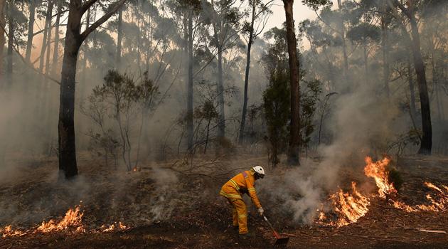 'Son 20 yılın en kötü felaketi': Avustralya'da başkent bölgesinde acil durum ilan edildi
