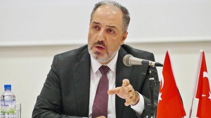 AKP'den istifa eden Yeneroğlu'ndan Mahir Ünal'a yanıt