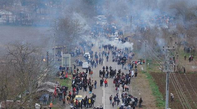Edirne Valiliği: Yunan polisi bir göçmeni öldürdü